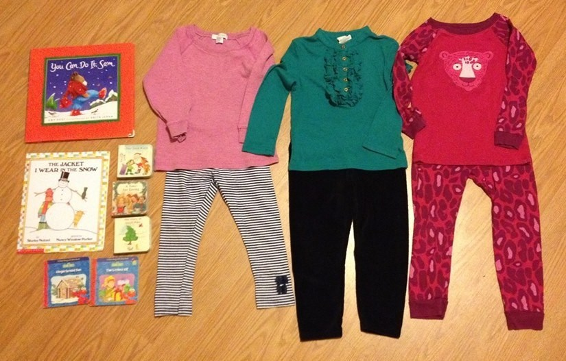 swap.com order of books and outfits