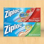 Save $5 on Ziploc bags and containers
