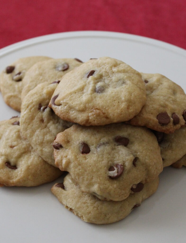 My Favorite Chocolate Chip Cookies {Recipe} - The Frugal South