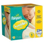 Amazon: Free $10 gift card when you buy a box of Pampers diapers