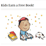 Kids Earn a Free Book with Barnes & Noble Summer Reading Program