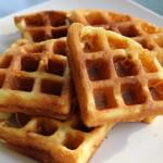 Easy Cornbread Waffles {Recipe}