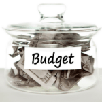 How I Stick To a Monthly Budget & What Might Be Throwing Your Budget Off