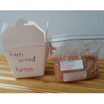 DIY Gift Idea: Take-Out Homemade Brownie Mix