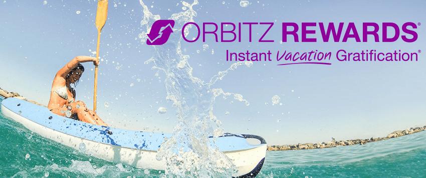 Orbitz Rewards image