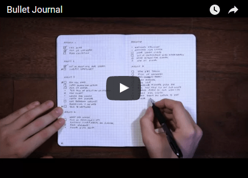 The Bullet Journal Breakdown