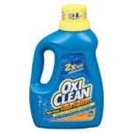 OxiClean Laundry Detergent only $1.99 at Walgreens or RiteAid this week
