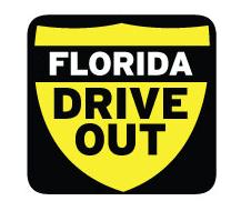 hertz - florida drive out logo