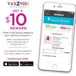 Free $10 Reward for Downloading the Kohl's App