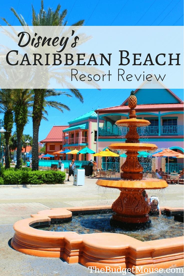 Refurbished rooms, an amazing pool, and some drawback at Disney's Caribbean Beach Resort. Get all of the details in this Caribbean Beach resort review. #disneyworld #familytravel