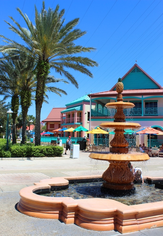 39510333b29b78 Disney Caribbean Beach Resort Review  Refurbished Rooms