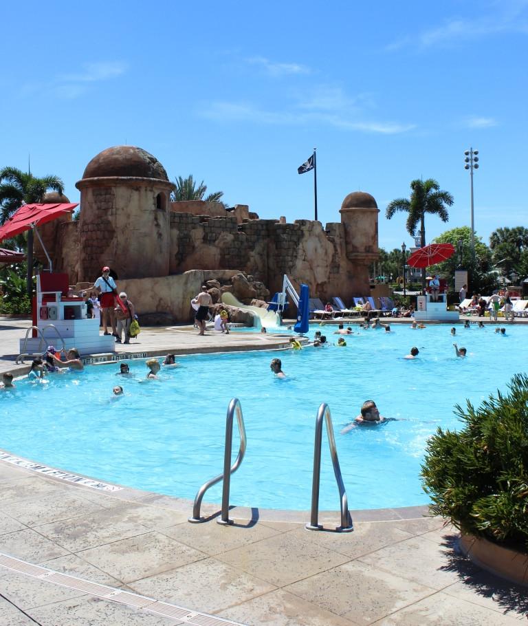 Beach Resort: Disney's Caribbean Beach Resort Review: Refurbished Rooms