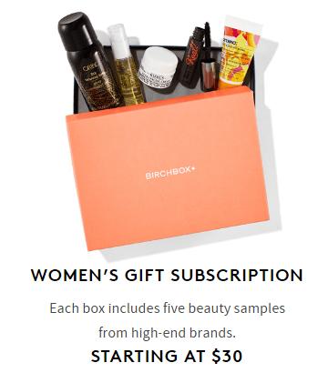 birch box promotion
