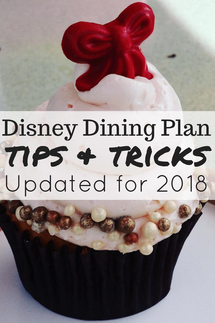 disney dining plan 2018 pdf