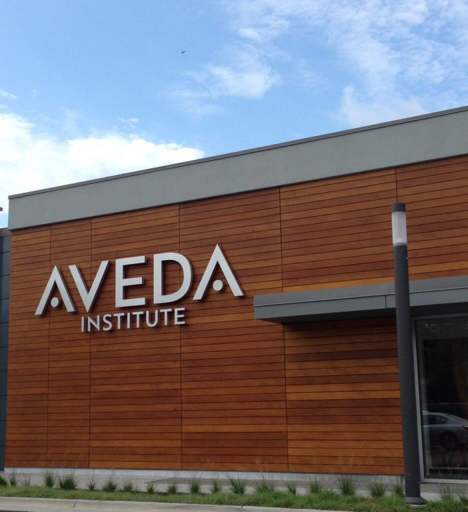 Aveda institute exterior