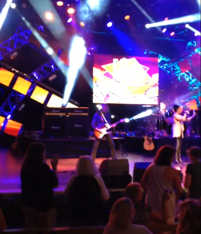 eat to the beat concert at epcot food and wine festival