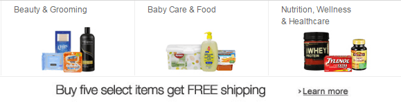 prime pantry promotion