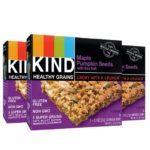 Amazon: KIND Healthy Grains Maple Pumpkin Seed Granola Bars (15 ct.) as low as $5.96 shipped!