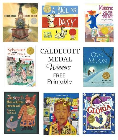 Caldecott Medal Winners Book images