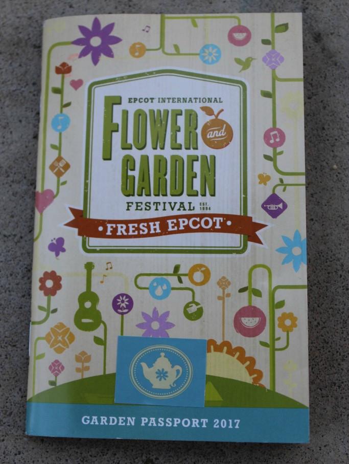 epcot flower and garden festival passport