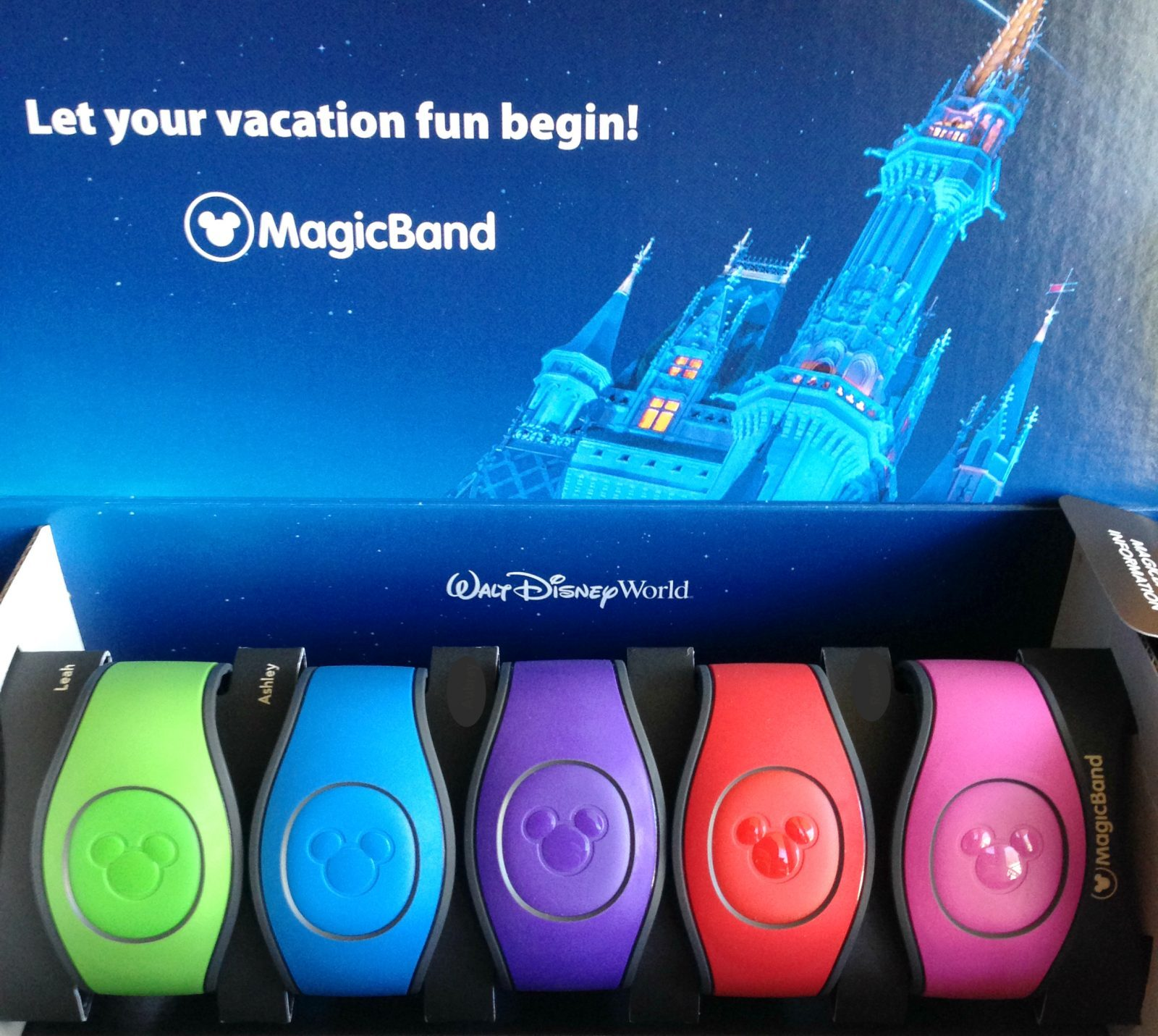 Disney Magic Bands 101 Plus A Peek At The New Magicband 2