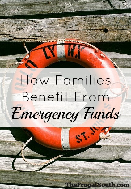 how families benefit from emergency funds pinterest image