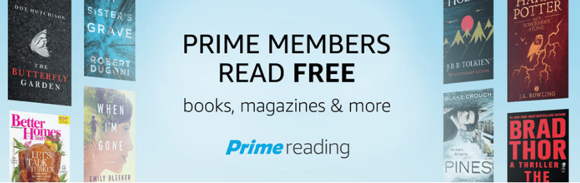 amazon get free books magazines with prime reading the frugal south. Black Bedroom Furniture Sets. Home Design Ideas