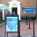 Why You Shouldn't Miss the Chase Lounge at the Epcot Food & Wine Festival