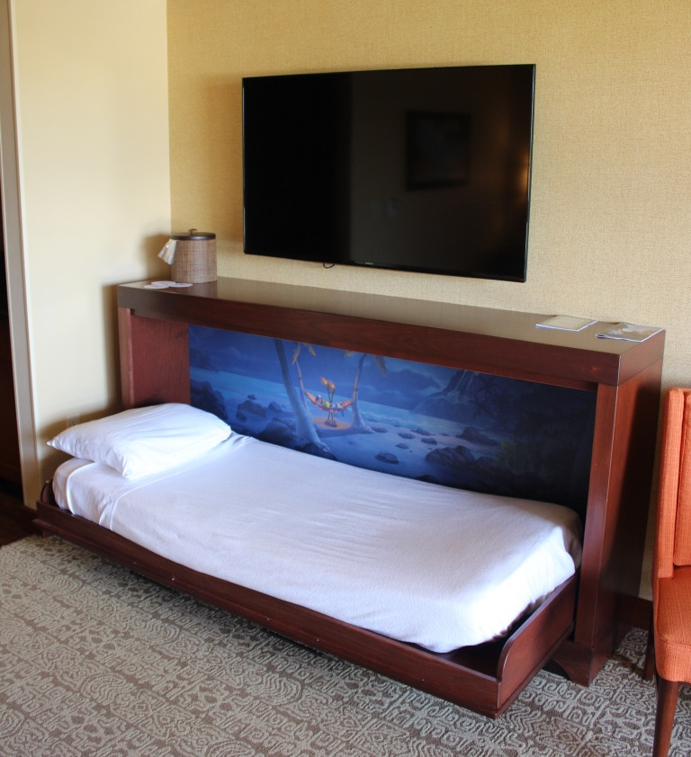 twin murphy bed