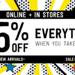 Crazy 8: Free Shipping + Up to 75% Off Kids' Clothing!