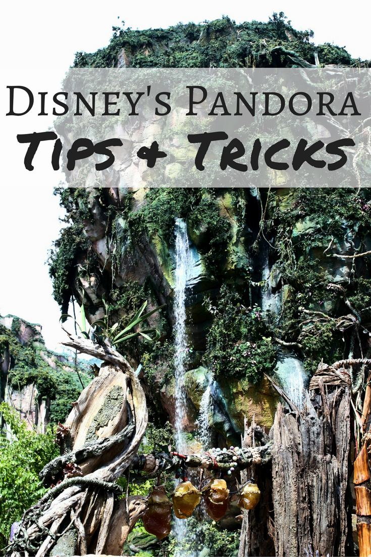 Tips and tricks for having the BEST possible experience at Disney's Pandora - World of Avatar in Disney's Animal Kingdom! Suggestions for FastPasses, dining, and more. #disneyworld