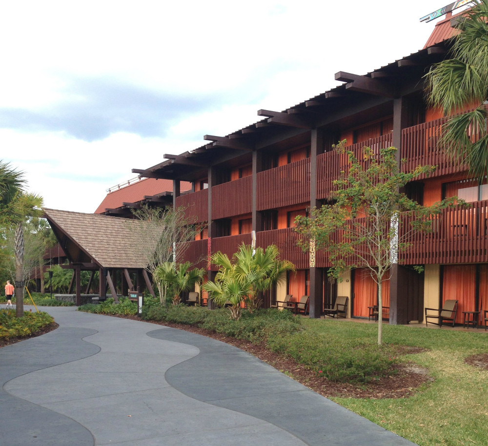 5a895e63d Disney s Polynesian Village Resort received a major upgrade in 2015 with a  redesign of the lobby