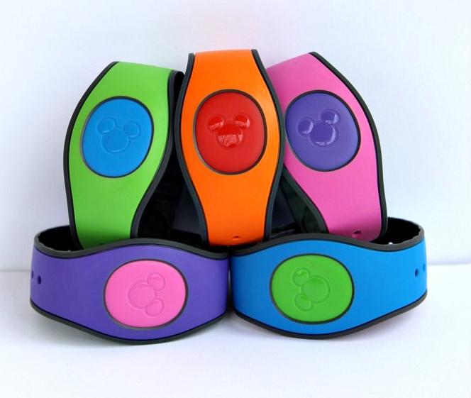 multi color magic bands