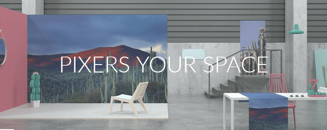 Pixers your space image