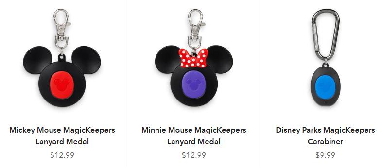 magic band key chains