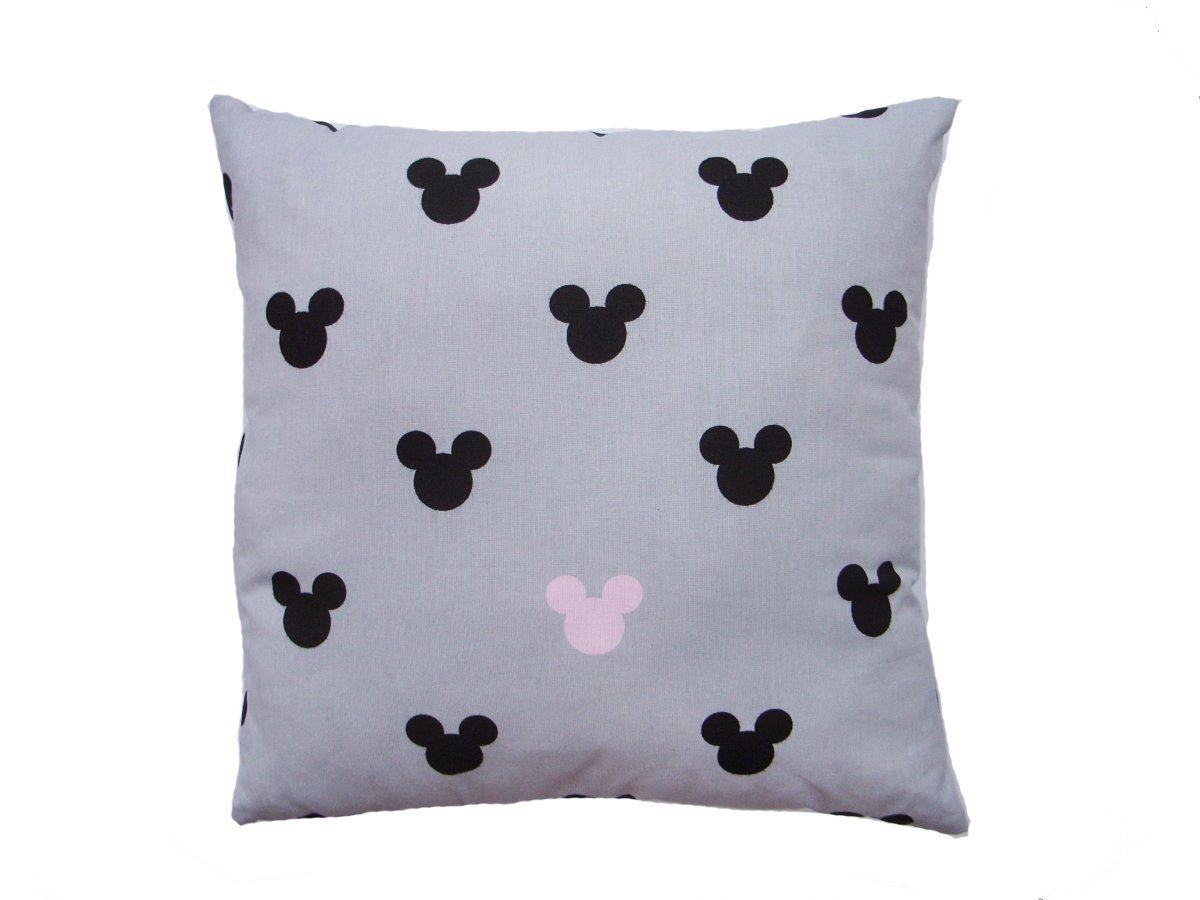 mickey mouse pillow cover