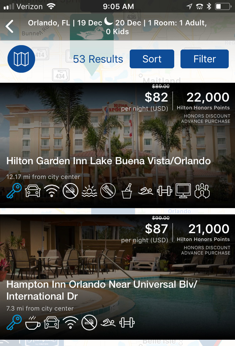 How To Use Hilton Honors Points + Money To Save Big on Hotel