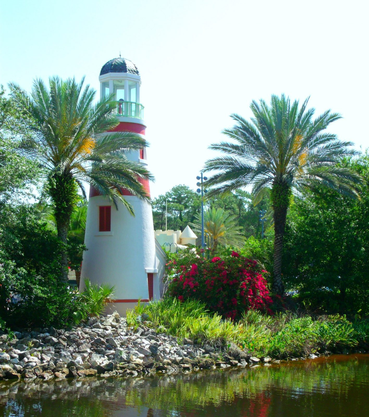 lighthouse at Disney's Old Key West Resort