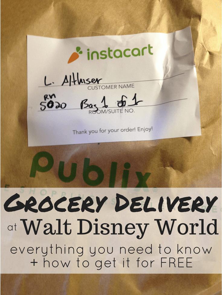 disney grocery delivery amazon