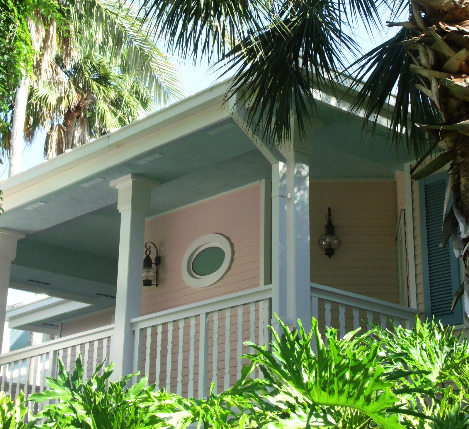 exterior view of disney's old key west resort room
