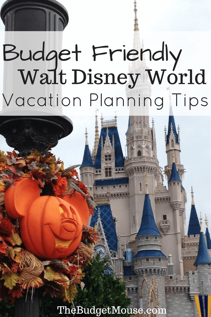 Disney World Vacation Planning Tips For Any Budget The