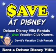 David's DVC Rental Store logo