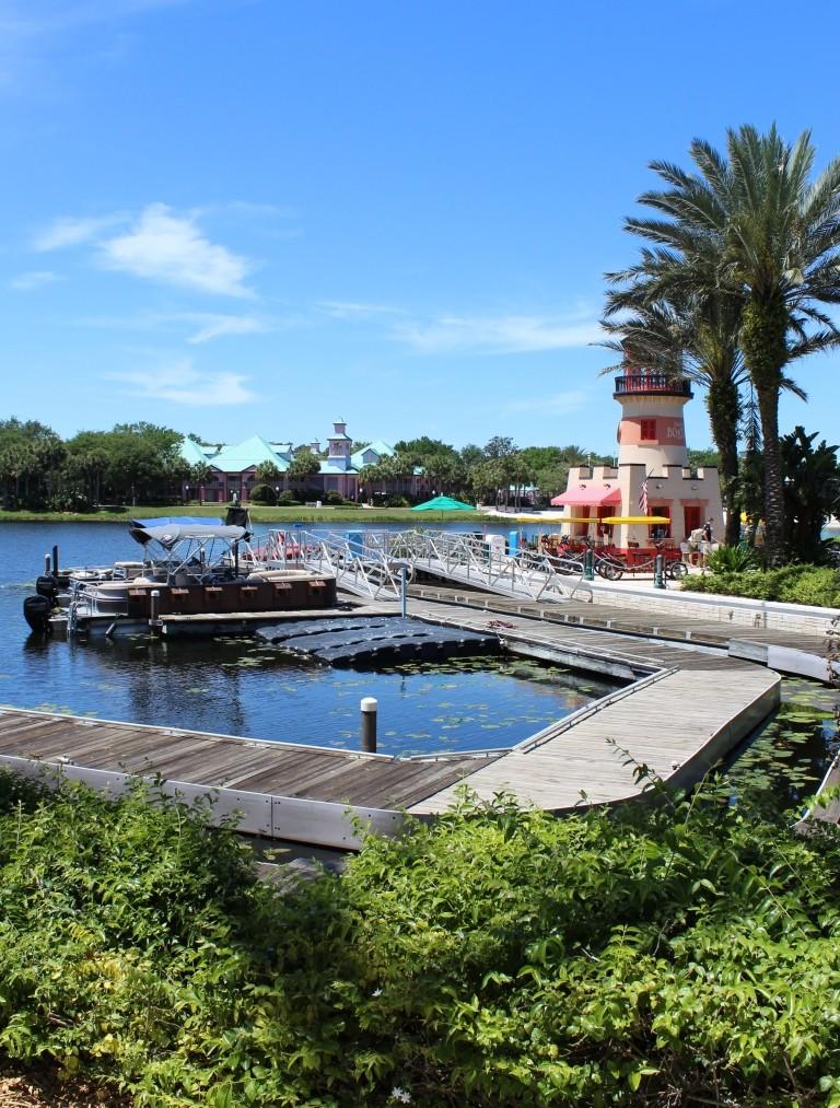 boat and bike rental