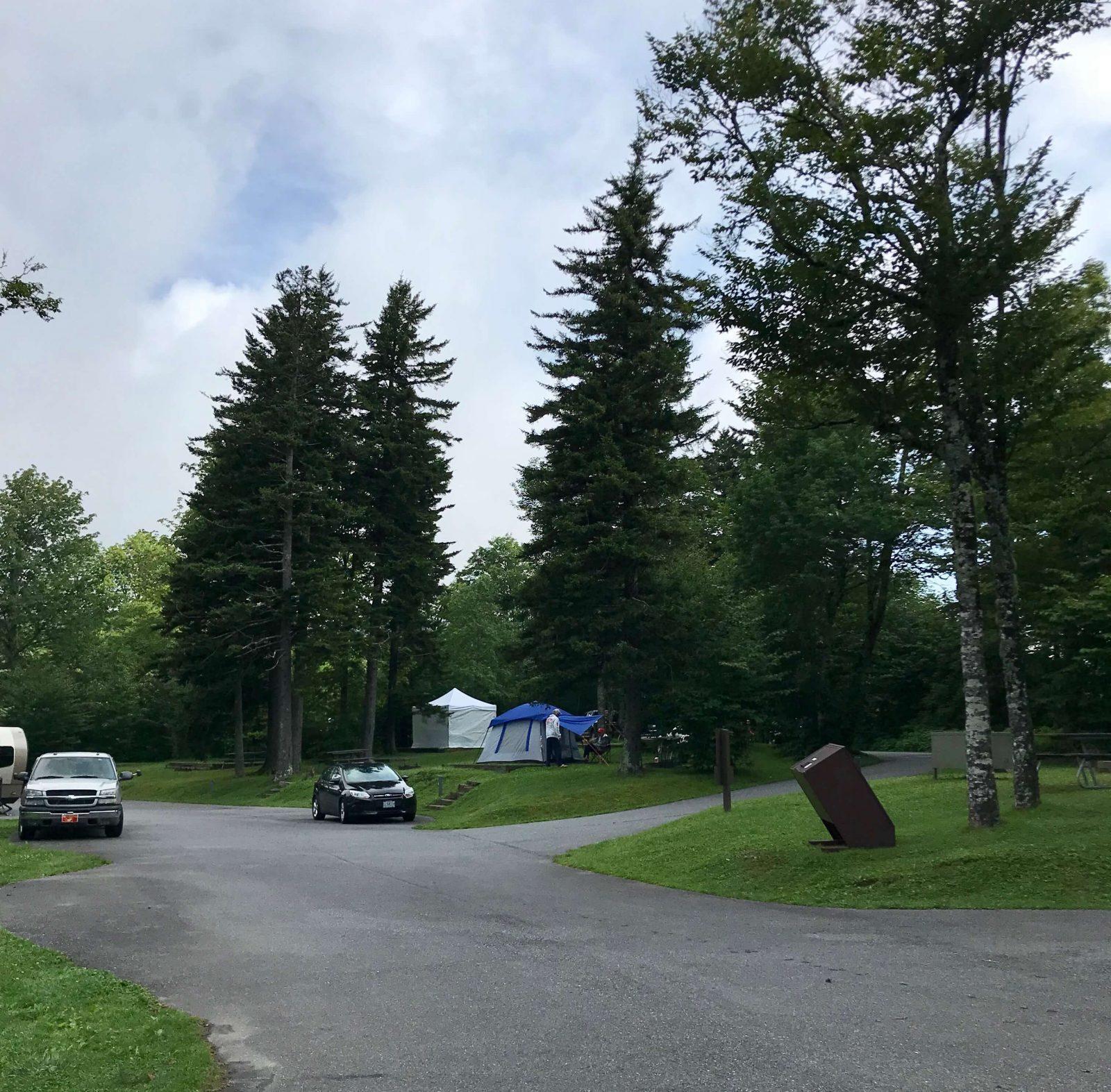 Balsam Mountain Campground