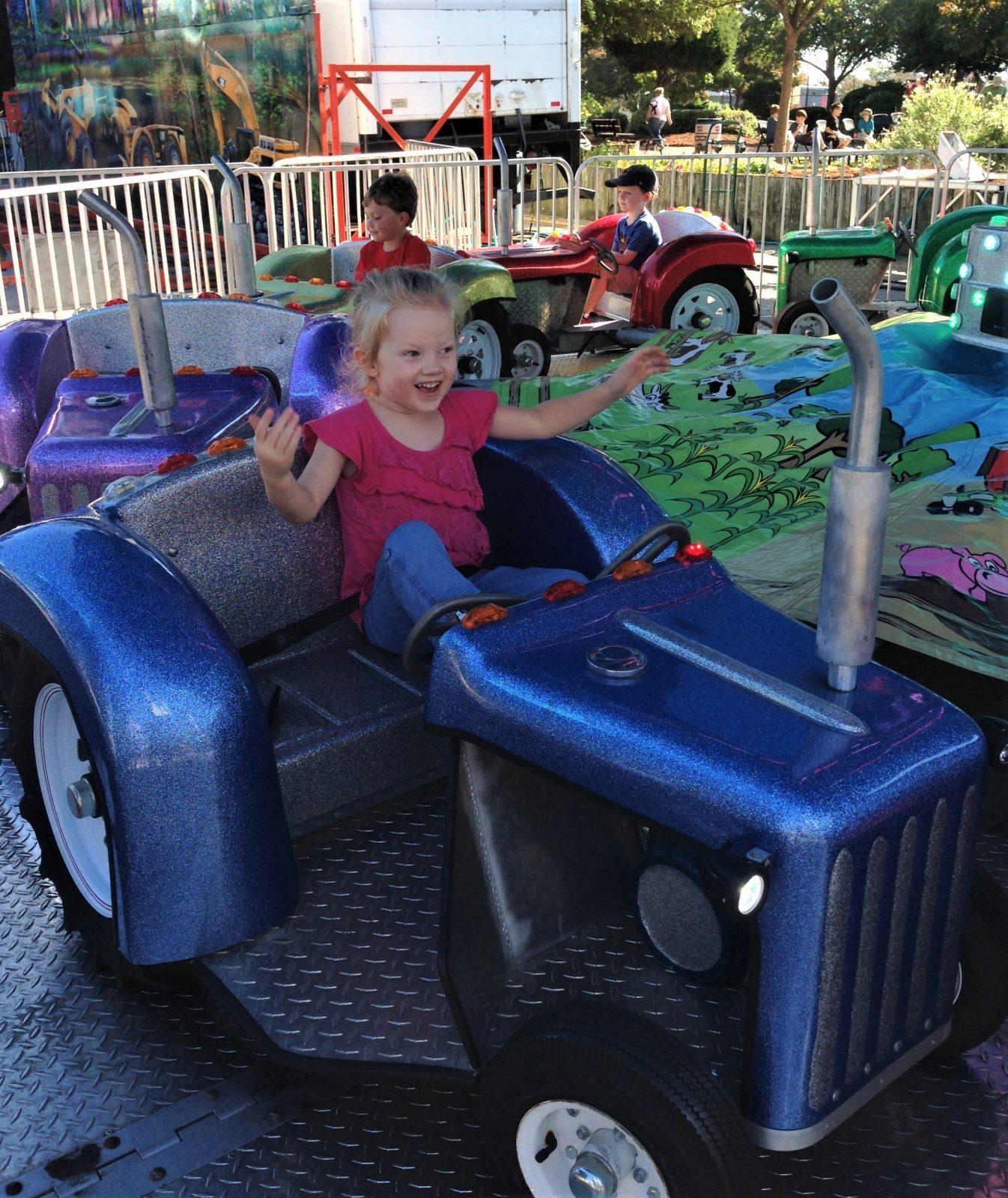 tractor fair ride