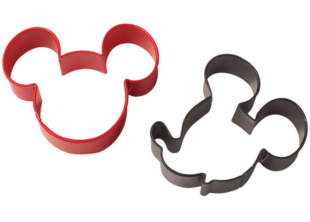 Mickey Mouse Cookie Cutters