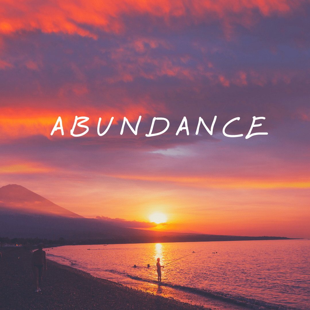 My 2019 Goals & Word of the Year! Why I picked abundance as my word of the year and my personal and blogging goals for 2019.
