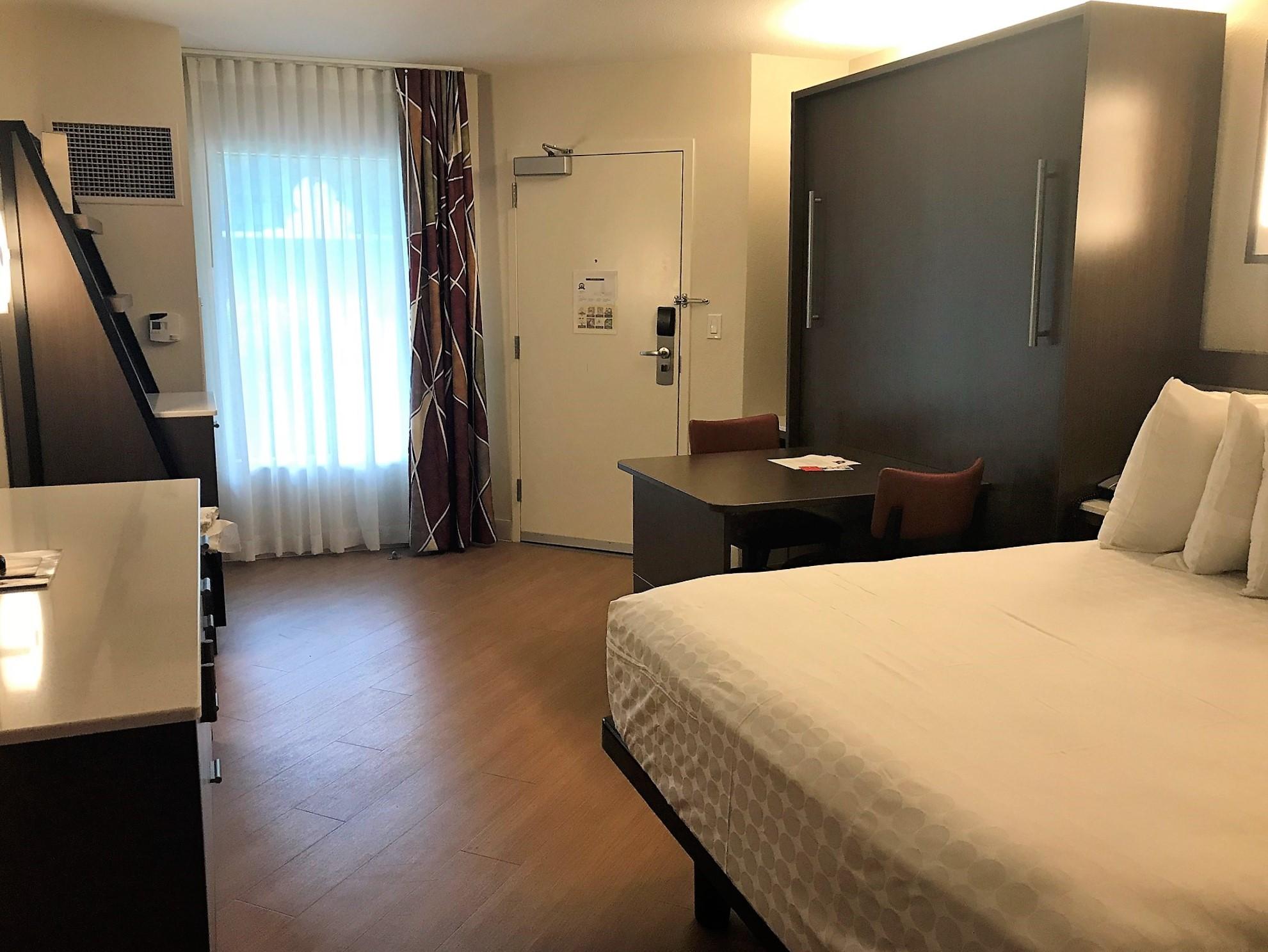 resort room interior