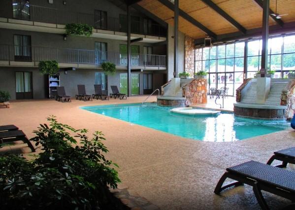 Best Western Plaza Inn Pigeon Forge Indoor Pool