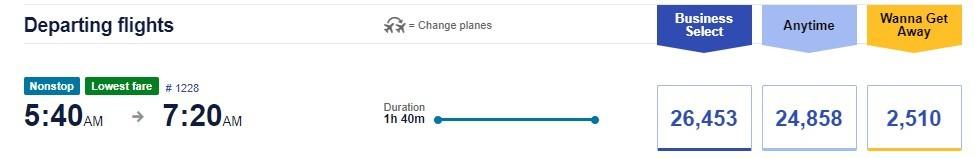 flight option online